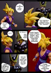 Cell vs Gohan Part 2 - p2 by SUnicron