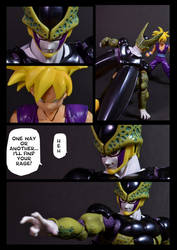 Cell vs Gohan Part 2 - p5 by SUnicron