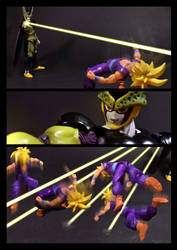 Cell vs Gohan Part 2 - p6 by SUnicron