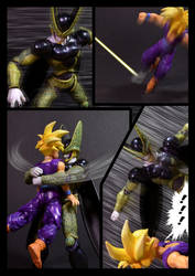 Cell vs Gohan Part 2 - p7 by SUnicron