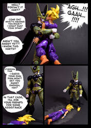 Cell vs Gohan Part 2 - p8 by SUnicron
