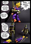 Cell vs Gohan Part 2 - p8