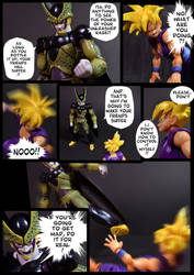 Cell vs Gohan Part 2 - p9 by SUnicron