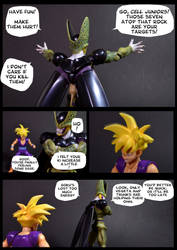 Cell vs Gohan Part 2 - p10 by SUnicron
