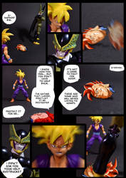 Cell vs Gohan Part 2 - p12 by SUnicron