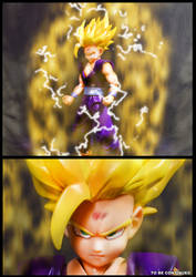 Cell vs Gohan Part 2 - p15 by SUnicron