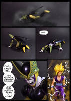 Cell vs Gohan Part 4 - p4 by SUnicron