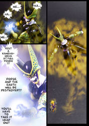 Cell vs Gohan Part 4 - p5 by SUnicron