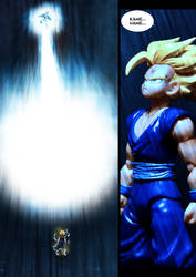 Cell vs Gohan Part 4 - p8 by SUnicron