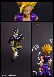 Cell vs Gohan Part 4 - p12 by SUnicron