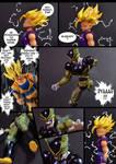 Cell vs Gohan Part 5 - p2