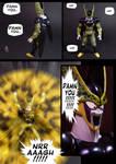Cell vs Gohan Part 5 - p3