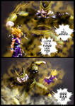 Cell vs Gohan Part 5 - p5