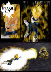 Cell vs Gohan Part 6 - p8 by SUnicron