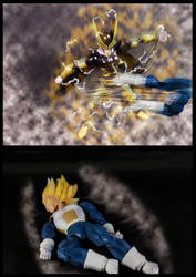 Cell vs Gohan Part 6 - p11 by SUnicron