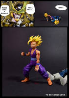 Cell vs Gohan Part 6 - p15 by SUnicron