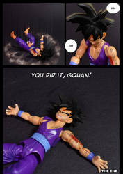 Cell vs Gohan Part 7 - p20 by SUnicron
