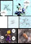 Cell vs Gohan Part 7 - p19