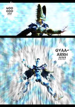Cell vs Gohan Part 7 - p18