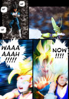 Cell vs Gohan Part 7 - p16 by SUnicron