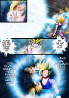 Cell vs Gohan Part 7 - p14 by SUnicron
