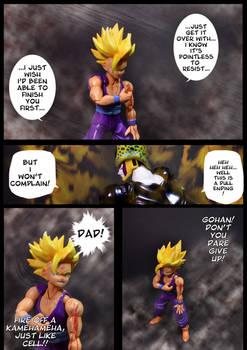 Cell vs Gohan Part 7 - p5
