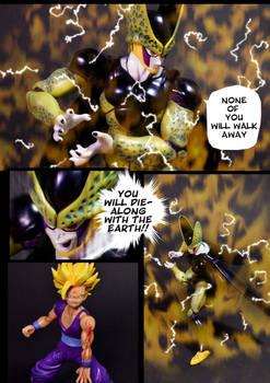 Cell vs. Gohan Part 7 - p2