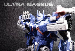 Meet Ultra Magnus by SUnicron