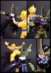 Cell vs Goku Part 1 - p9
