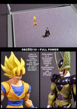 Cell vs Goku Part 2 - p1