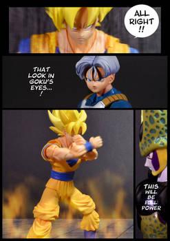 Cell vs Goku Part 2 - p2