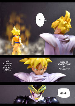Cell vs Goku Part 2 - p5