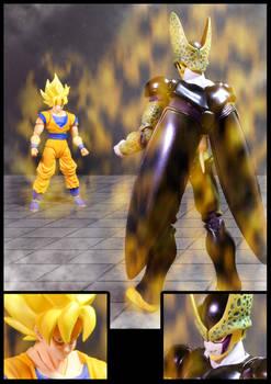 Cell vs Goku Part 2 - p7