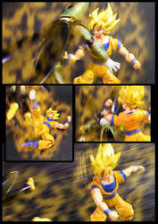 Cell vs Goku Part 2 - p9 by SUnicron