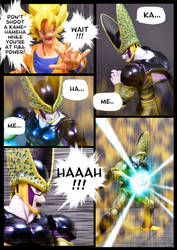 Cell vs Goku Part 2 - p11 by SUnicron