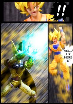 Cell vs Goku Part 2 - p12