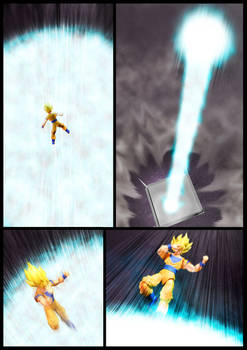 Cell vs Goku Part 2 - p13