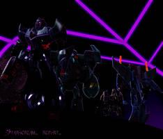 Starscream..., report by SUnicron