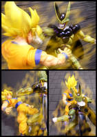 Cell vs Goku Part 3 - p6 by SUnicron