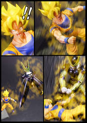 Cell vs Goku Part 3 - p8 by SUnicron