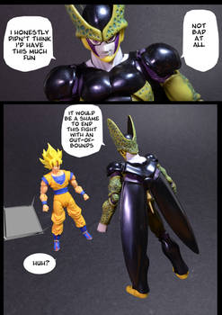 Cell vs Goku Part 3 - p9