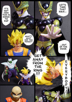 Cell vs Goku Part 3 - p10