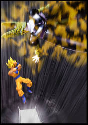 Cell vs Goku Part 3 - p11 by SUnicron