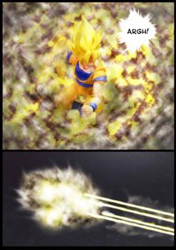 Cell vs Goku Part 4 - p4