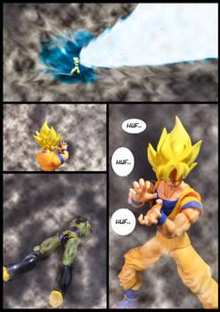 Cell vs Goku Part 4 - p10