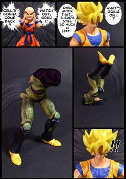 Cell vs Goku Part 4 - p11