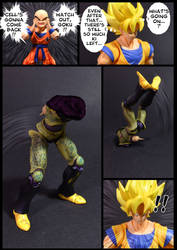 Cell vs Goku Part 4 - p11 by SUnicron