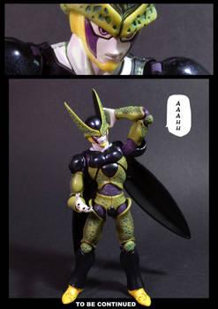 Cell vs Goku Part 4 - p13
