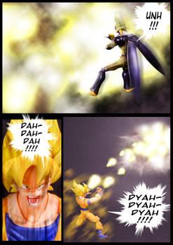 Cell vs Goku Part 5 - p5