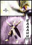 Cell vs Goku Part 5 - p6